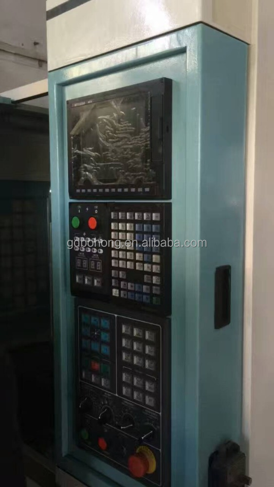 China Taiwanese 2016 used good quality CNC machining center LX-614 working center in good condition