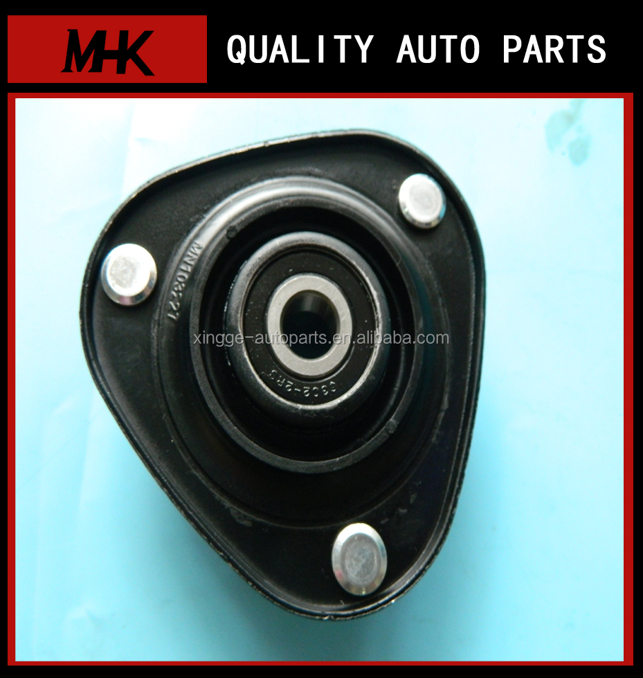 Car parts accessories hot seller front strut mount shock absorber support for Mitsubishi Pajero Minicab OEM MB303452
