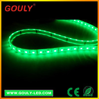 china manufacturer silicon waterproof led tire strip cutting machine light 5050 60led/m 72w RGB led strip