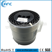 1KM 2KM 5KM 10KM 20KM 40KM Corning Bare Fiber Cable Reel for Test with SC connector optical fiber cable blowing machine