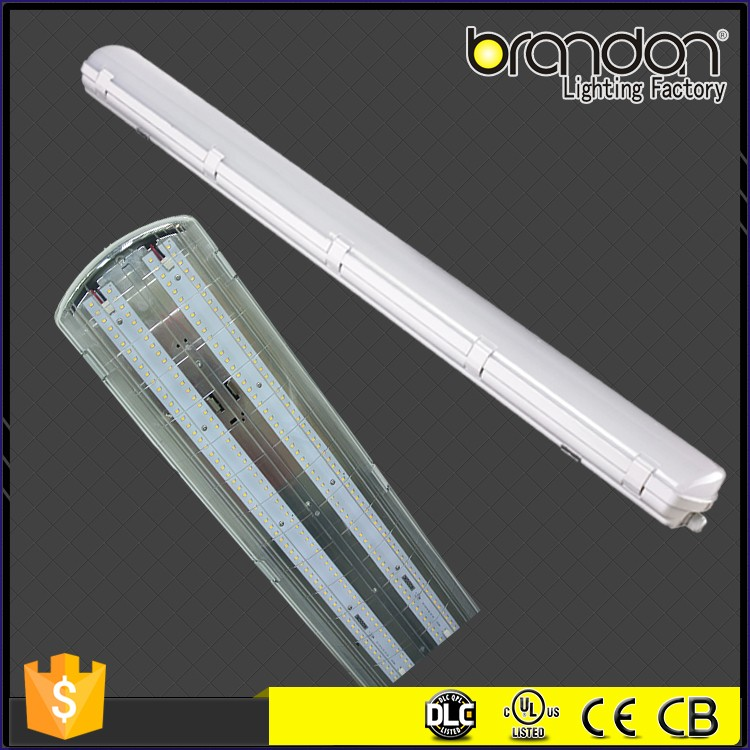 LED Linear Tube,Ip65 Led Tri-Proof Light fixture With 5 Years Warranty