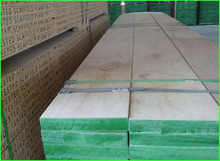 3900mm pine laminated LVL scaffolding board for building