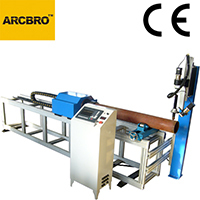 ARCBRO Tube-S cutting table of portable cnc cutting machine