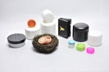 customized plastic jar for skin care cream in Guangzhou ISO9001