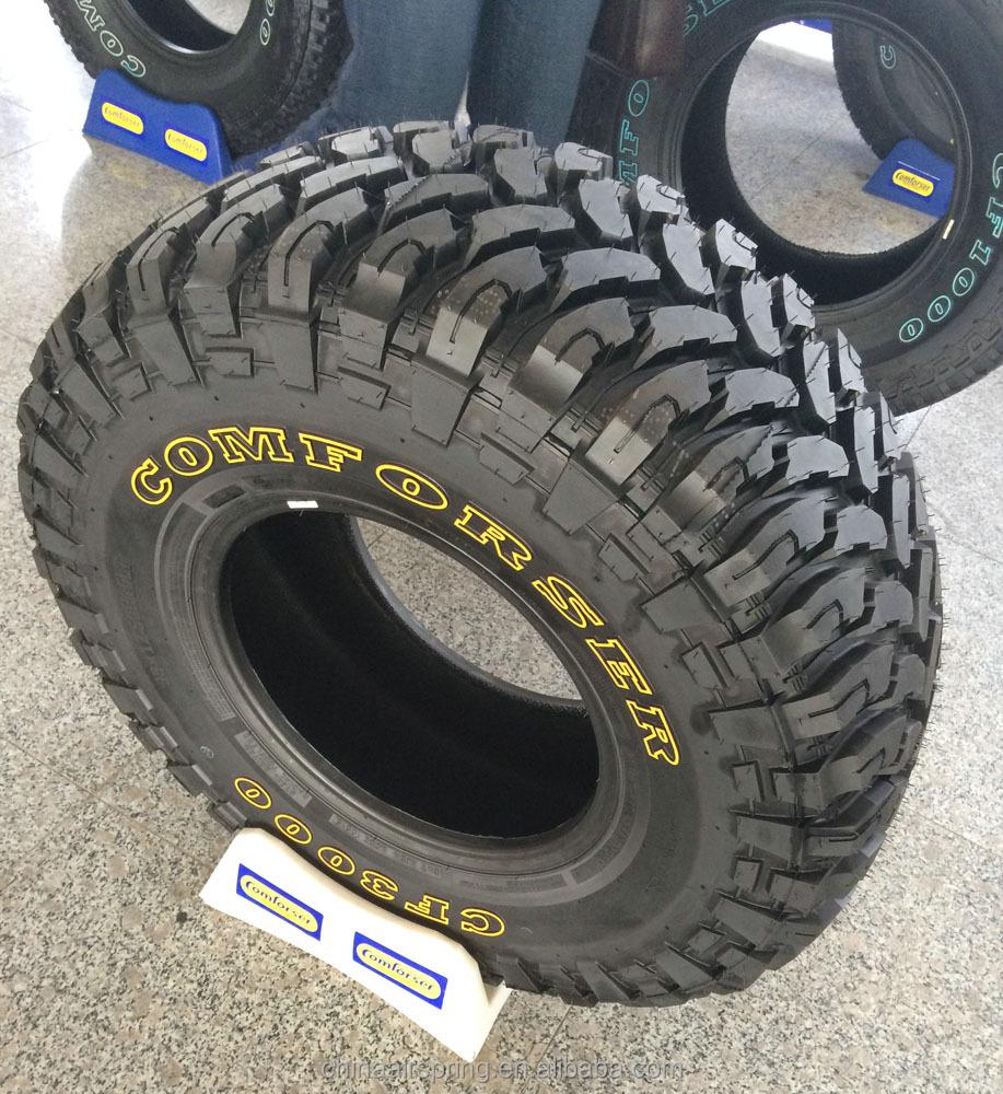 Multirac Tyre Mud Tire Comforser Tyre 31x10.50r15lt 33x12 ...