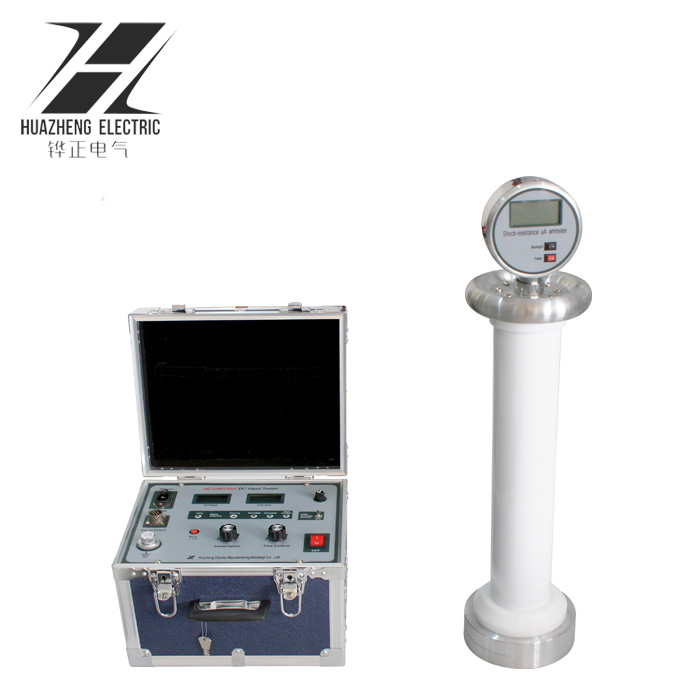 DC Hipot Tester procedure for cables/high voltage test equipment best price