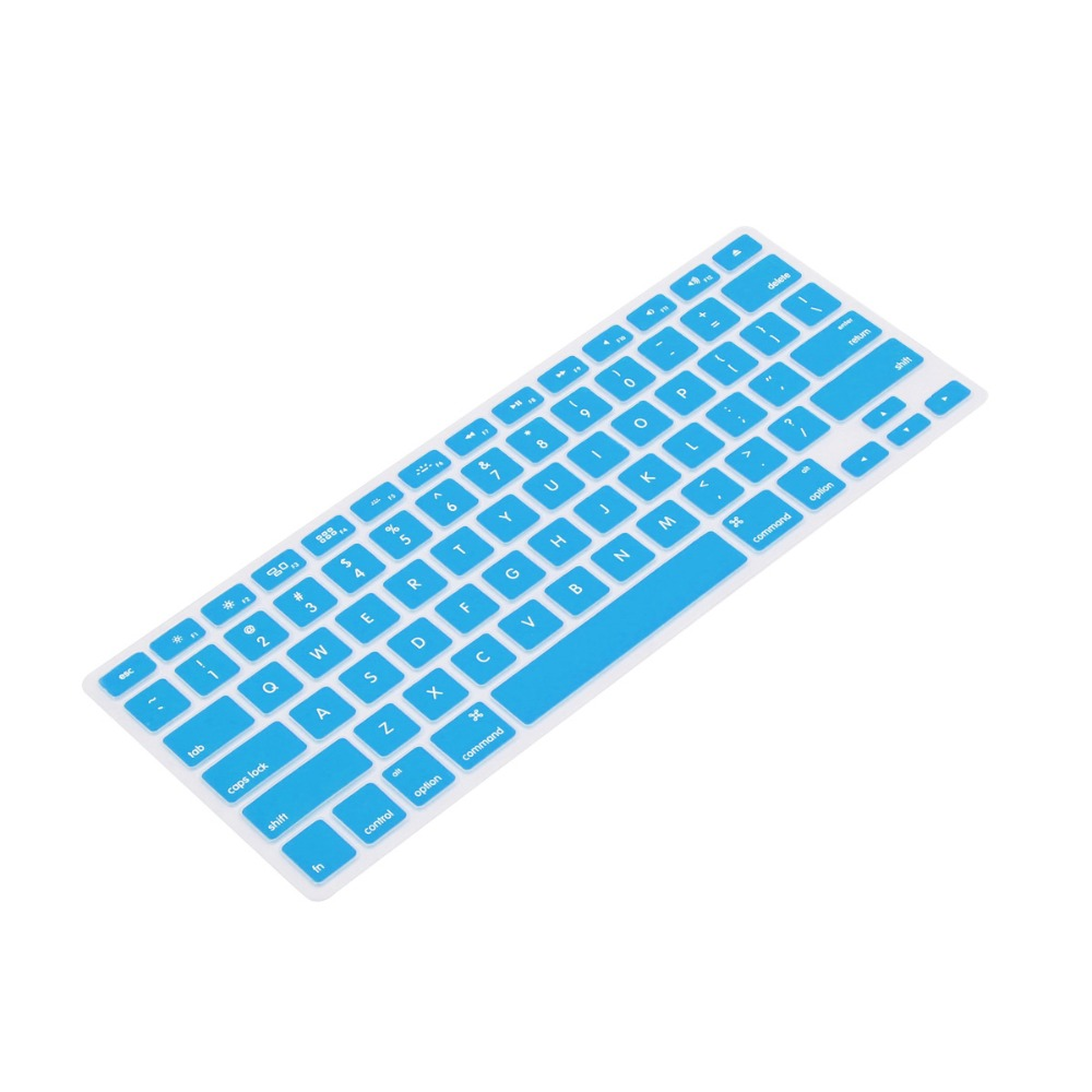 New colorful silicone TPU keyboard cover film keyboard guard keyboard skin for Macbook