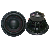 Professional 12 inch powerful car 1000w rms subwoofer