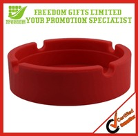 Top Quality Silicone Ashtray With Logo