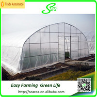 Low cost greenhouse tunnels polytunnel green house