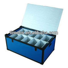 Custom-made pp corrugated partition plastic box