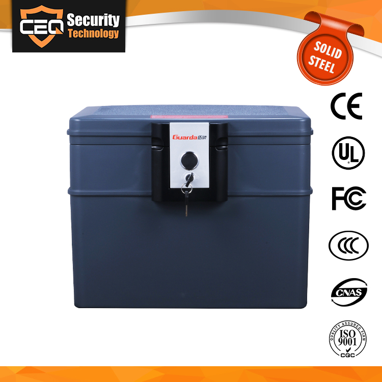 Hotel Type Ceq Wall Security Protection Hidden Key Safe Box