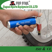 CNC Aluminum Material CO2 Tire Inflator for Bicycle