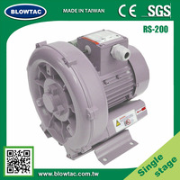 BLOWTAC CE RS-200-11 one phase pump high pressure electric turbo blower