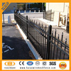 ANPING HAIAO high quality & cheap powder coating spear top decorative metal fencing