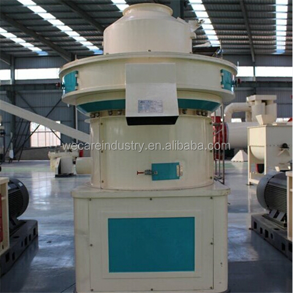Efficient centrifugal wood sawdust pellet making machine for sale