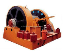 bafang mining explosion proof MA certified shaft sinking winch