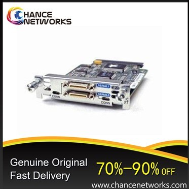 CISCO NEW ORIGINAL MODULE HWIC-2T