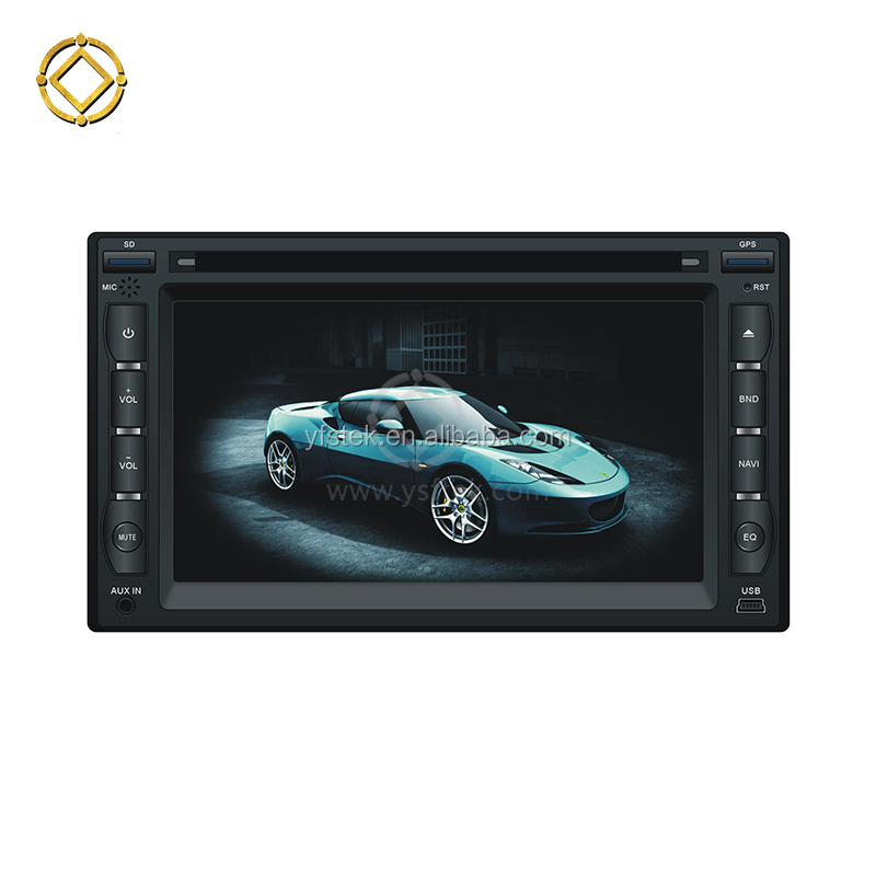Android 1080P AM FM gps car dvd for Two din 2din Universal car audio multimedia player