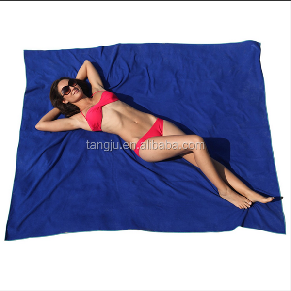Wholesale Foreigners Best Microfiber Round Beach Towel