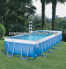 Basin pool,Hot selling frame pool for swimming