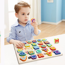 Top Safety Wooden Animal &Alphabet Vivid Puzzles board toys ,Educational toys in Bulk for kids