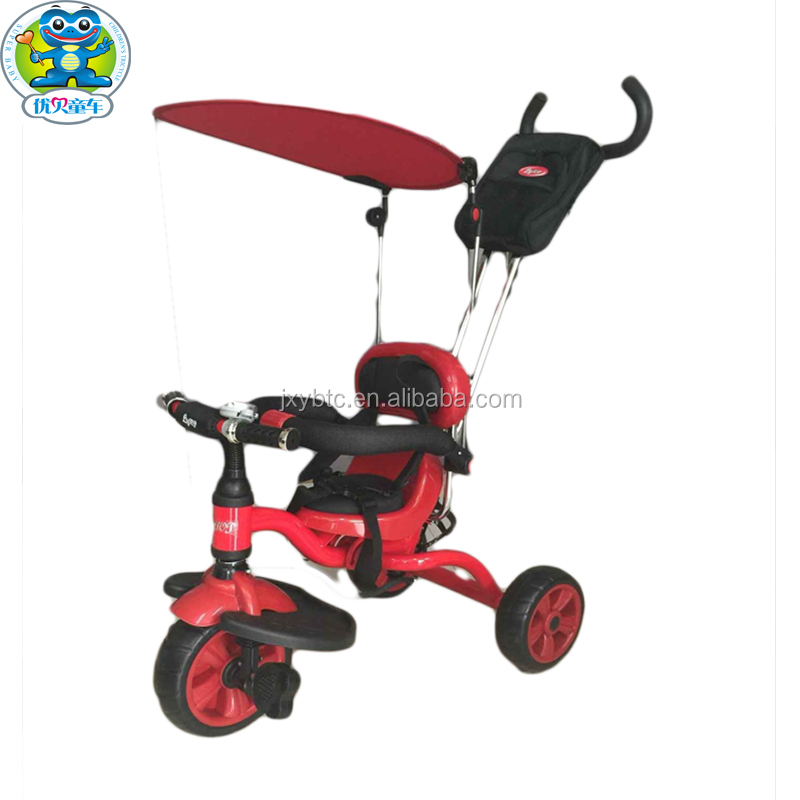 Folding kids tricycle baby tricycle children chinese tricycle with CE