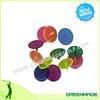 Bulk plastic golf ball marker ladies golf ball marker