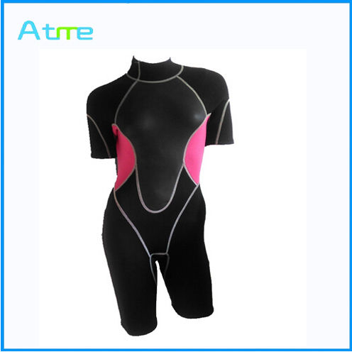 2015 Hot Selling Customized Waterproof Material Neoprene Wetsuit Scuba Diving Suit