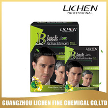 Private Label Magic Black Hair Color Shampoo