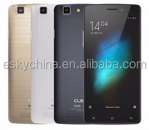 Cubot X12 Cheap Android Cell Phone 5 Inch IPS Screen 960*540 MTK6735 Quad Core 1GB Ram Dual Sim 4G Unlocked Phone