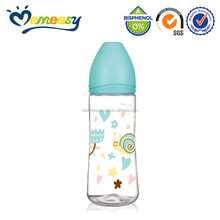 Baby Products BPA Free Glass/PP Baby Bottle Manufacturer