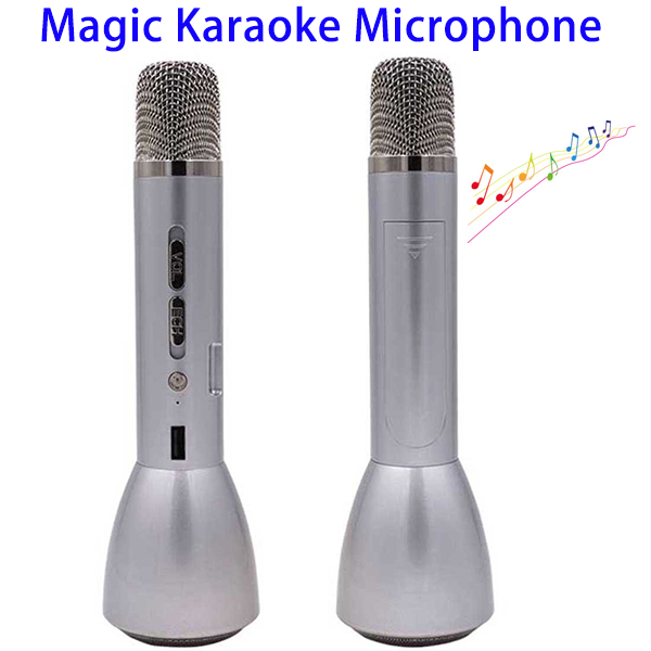 2016 Trade Assurance Supported Portable Mini Karaoke Microphone