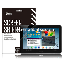 Tablet PC Screen protector for Samsung galaxy Note 10.1 n800 oem/odm (Anti-Glare)