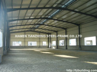Steel Structure Warehouse with high quality