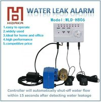 Water Leak Alarm System for Home Safety with auto shut oiff valve