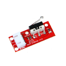 Producing V1.2 End Stop 3D Printer Mechanical Limit Switch Module