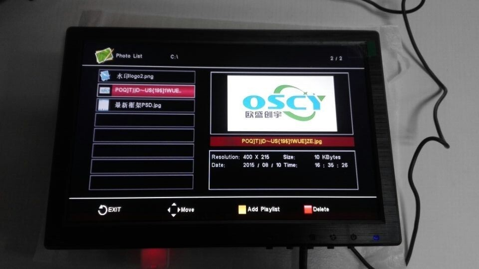 10 inch led display laptop lcd monitor