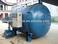 direct manufacturer horizontal-type hydrogen brazing furnace