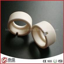 Al2O3 ceramic customrized wear resistant industrial ceramic ferrule