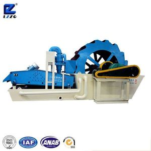 Industrial fine sand washing and hydrocyclone machine