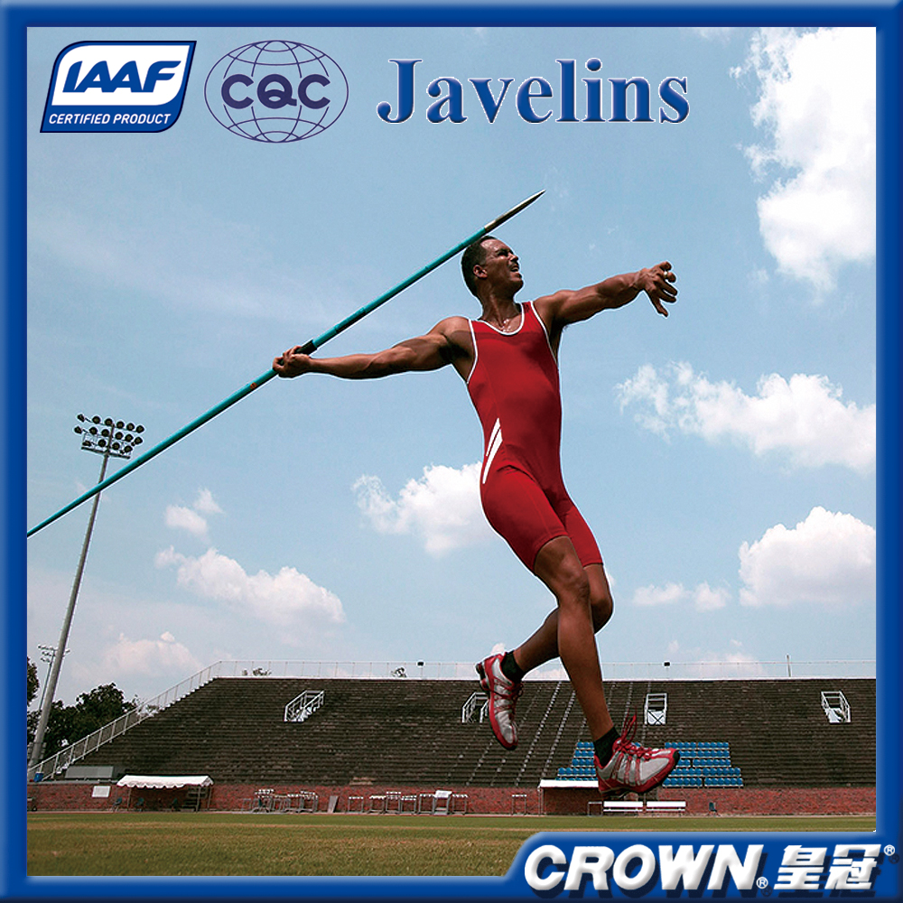 IAAF Certification used track and field equipment javelin throw equipment, training & competition javelin, athletic javelins