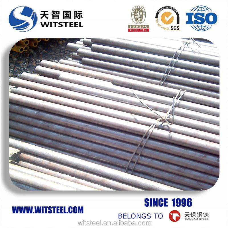 DIN 17175 ST35.8 hs code carbon steel pipe