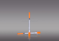 0.3ml,0.5ml,1ml Insulin Syringe