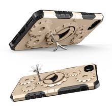 Gear Style Shockproof Mobile Phone Armor Case for iPhone 5