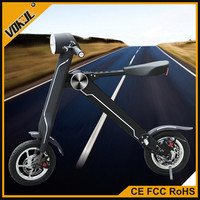 Foldable Scooter Samsung Battery 36V 8.8AH Vokul LeHe Foldable ebike scooter