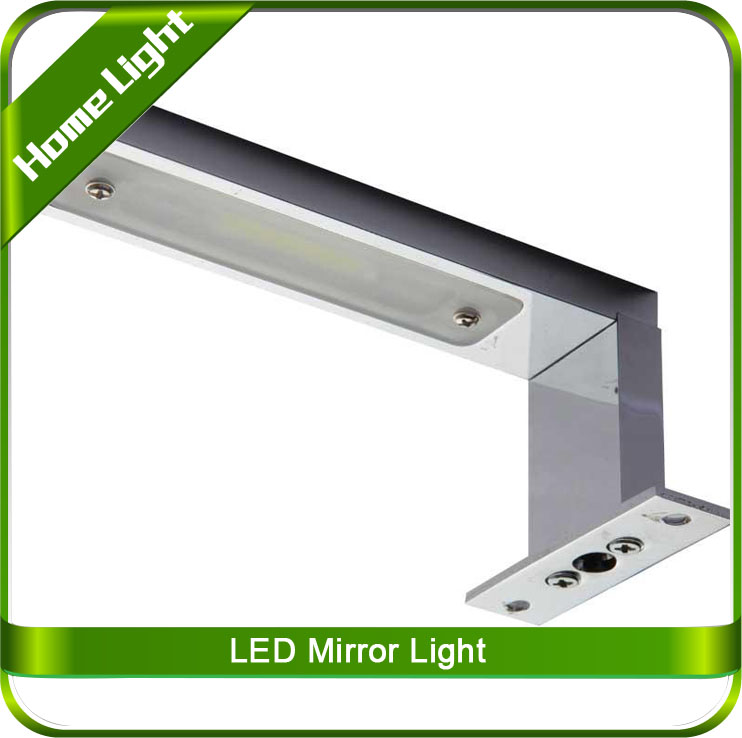 Contemporary LED Mirror Light Behind Bathroom And Make-up Mirror Ultra-Thin Comtemporary LED Mirror Lamp