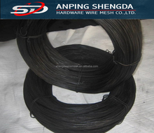 Used in construction black annealed steel wire / black annealed dead soft