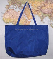 High quality ripstop nylon shopping foldable bag with custom logo,various design, OEM orders are welcome