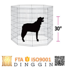 Light weight dog fence pet products